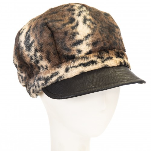 """Cha Cha by Giovannio """"Zoey"""" - Wool Mod Cap"""