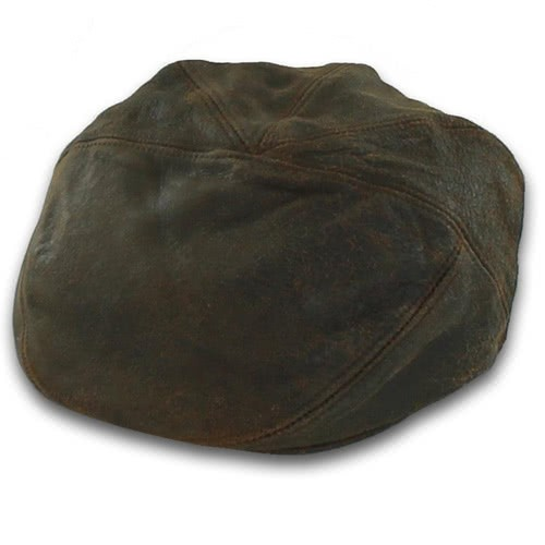 Bailey Taxen - Leather Ivy Cap