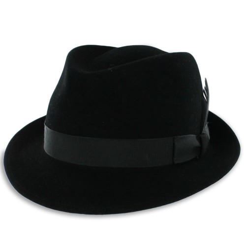 Belfry Coltrane C - Touch Of Cashmere Fedora