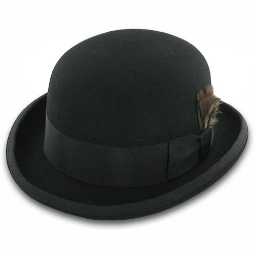 Belfry Tammany - Wool Lined Derby Hat