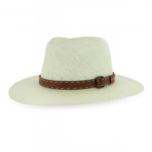 Bollman Handmade for Belfry Breck Wide Brim Safari Hat