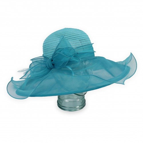 Scala Briana - Wide Brim Dress Hat
