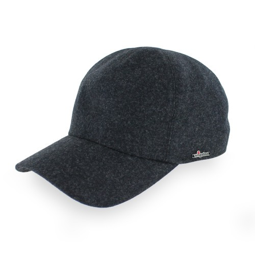Wigens Andrew Wool Blend Ear Flap Baseball Cap