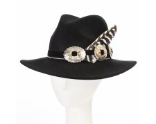 "Cha Cha by Giovannio ""Emery"" - Wool Fedora"