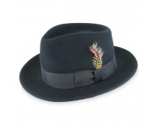Bollman Handmade for Belfry Adams Wool Felt Fedora