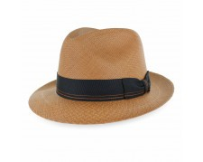 Korber Handmade for Belfry Weston Genuine Panama Fedora
