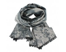 Chelsey Terry Silk Scarf