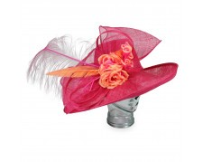 Giovannio Rachelle Wide Brim Dress Hat