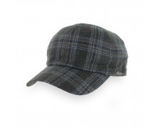 Wigens Alton Wool/Silk Baseball Cap